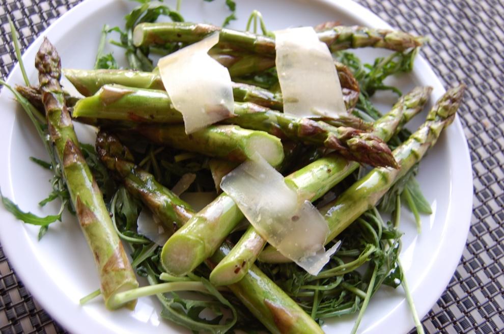 Asparagus & Rocket