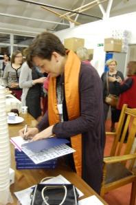 Chantal Coady of Rococo Chocolates