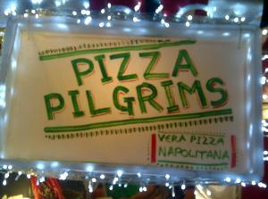 Pizza Pilgrims Sign
