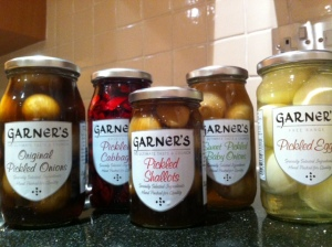 Garner's pickled range